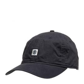 ELEMENT FLUKY DAD CAP ALL BLACK