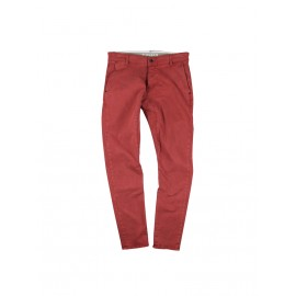 PULL IN CHINO DENING BORDEAUX