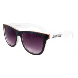 SANTA CRUZ SUNGLASSES BENCH SUNGLASSES WHITE/ORANGE