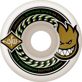 SPITFIRE WHEELS 53MM ANDERSON