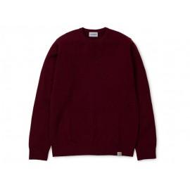 Sweatshirt Homme Carhartt Playoff Mulberry