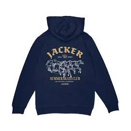 JACKER HOODIE BALTIMORE BLACK