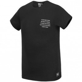 PICTURE WWF CLASSIC TEE BLACK