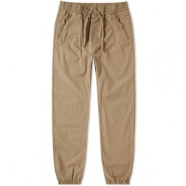 CARHARTT CARGO JOGGER 100% COTTON LEATHER RINSED
