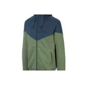 PICTURE BASEMENT HOOD ARMY GREEN