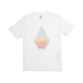 VOLCOM DESCANT BSC SS WHITE
