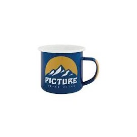 PICTURE SHERMAN CUP BLUE