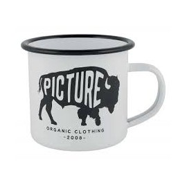 PICTURE SHERMAN CUP WHITE