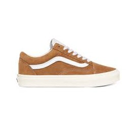 VANS UA OLD SCHOOL PIG SUEDE BROWN SUGAR
