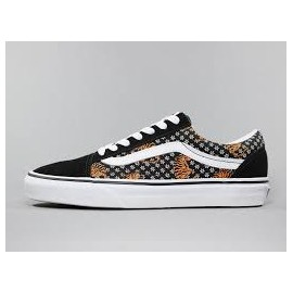 VANS OLD SCHOOL TIGER FLORAL