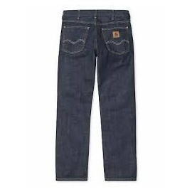 CARHARTT MARLOW PANT BLUE RINSED L32