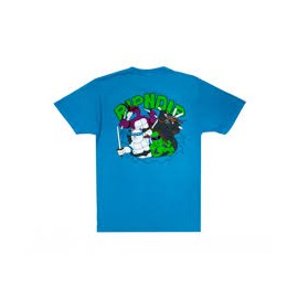 RIPNDIP TEENAGE MUTANT TEE BLUE