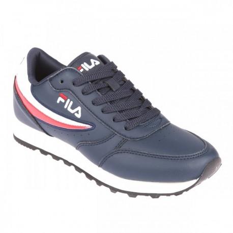 Sneakers Fila Orbit Jogger low Bleues