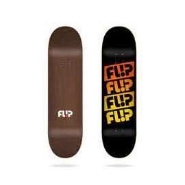 FLIP TEAM QUATTRO FADED BLACKER 8.25