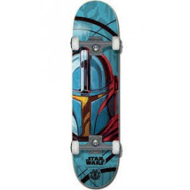 ELEMENT X STAR WARS MANDALORIAN DECK 7.75