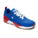 Chaussures DC E.Tribeka Bleu / Rouge