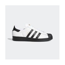 ADIDAS SUPERSTAR ADV WHITE/BLACK