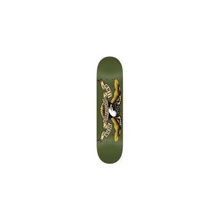 ANTIHERO DECK CLASSIC EAGLE DARK GREEN 8.38 X 32.56