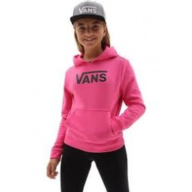 VANS GIRL FLYING V HOODIE G FUSCHIA PURPLE