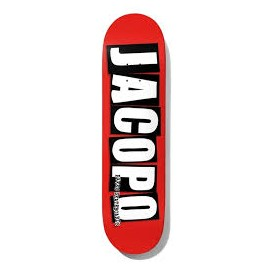 BAKER DECK JACOPO LOGO 8.25