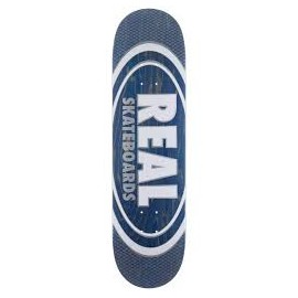 REAL DECK OVAL PATTERNS SLICK TEAM SERIES 8.25