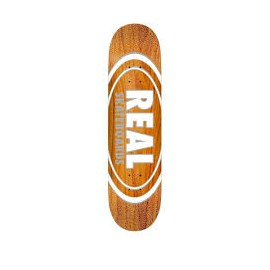 REAL DECK OVAL PATTERNS TEAM SERIES 8.38
