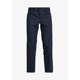 DICKIES SLIM/STRAIGHT WORK PANT FLEX PANT NAVY BLUE L30