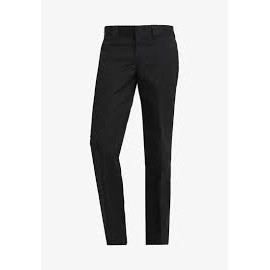 DICKIES SLIM/STRAIGHT WORK PANT FLEX PANT BLACK L30