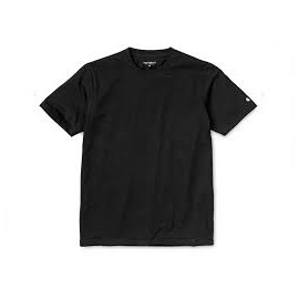 CARHARTT S/S BASE T-SHIRT BLACK/WHITE