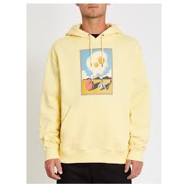 VOLCOM FA P/O FLEECE DAWN YELLOW
