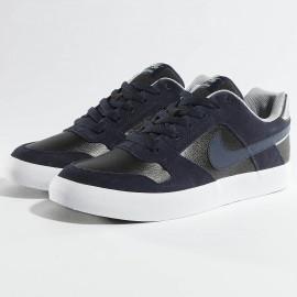 Chaussures Nike SB Delta Force Vulc Noir / Blanc / Bleu