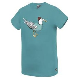PICTURE GULLEE TEE HYDRO BLUE