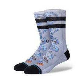STANCE PARTY WAVE GREY